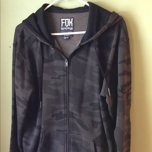 Men's Fox Jacket